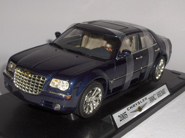Model Motor Max Chrysler 300C