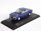BMW 2000 CS Mettallic Blue