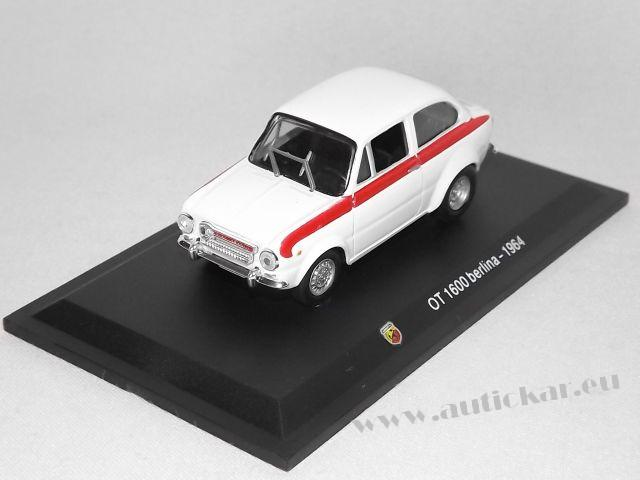 Fiat Abarth OT 1600 Berlina