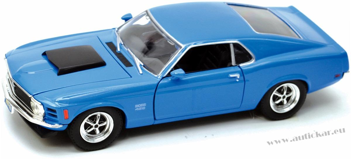 Ford Mustang BOSS 429 1:18