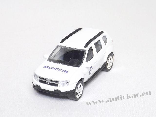 dacia duster medecin automodely modelcars. Black Bedroom Furniture Sets. Home Design Ideas