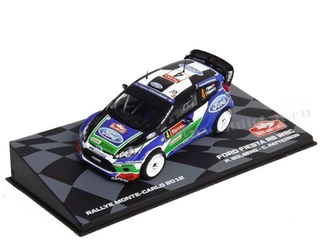 Ford Fiesta WRC Solberg/Paterson RMC 2012
