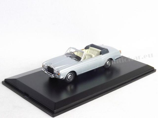 Rolls Royce Corniche Conv. MPW Light Blue Metallic