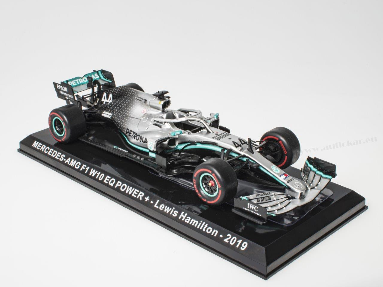 Mercedes AMG F1 W10 EQ Power Lewis Hamilton 2019 1:24