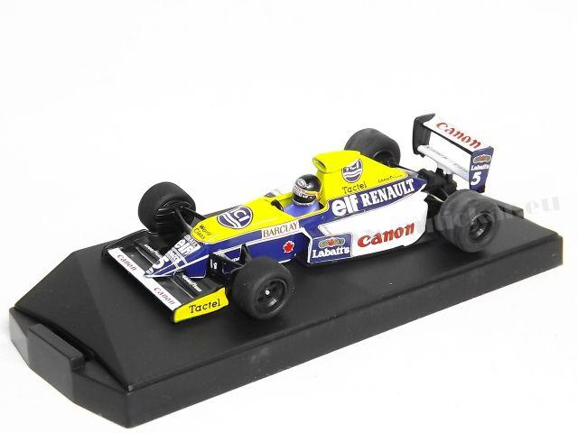 Williams FW13B Boutsen