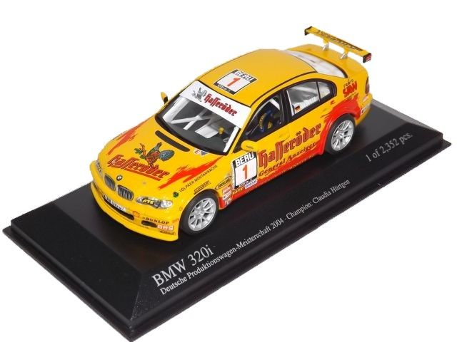 BMW 320i Hasseroeder team Schubert