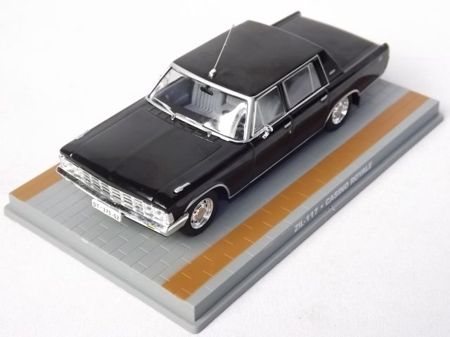 ZIL 117 Casino Royale James Bond