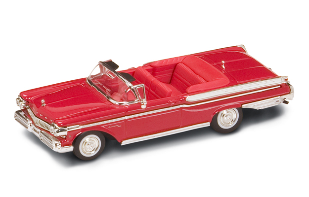 Mercury Turnpike Cruiser (red)