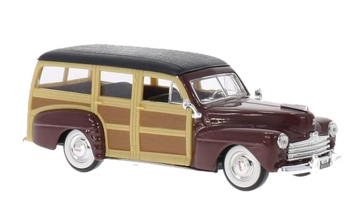 Ford Woody (Brown)