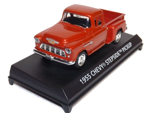 Chevrolet Stepside Pick-Up 1955 (red)