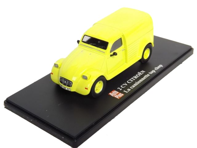 Citroen 2 CV Top Chop