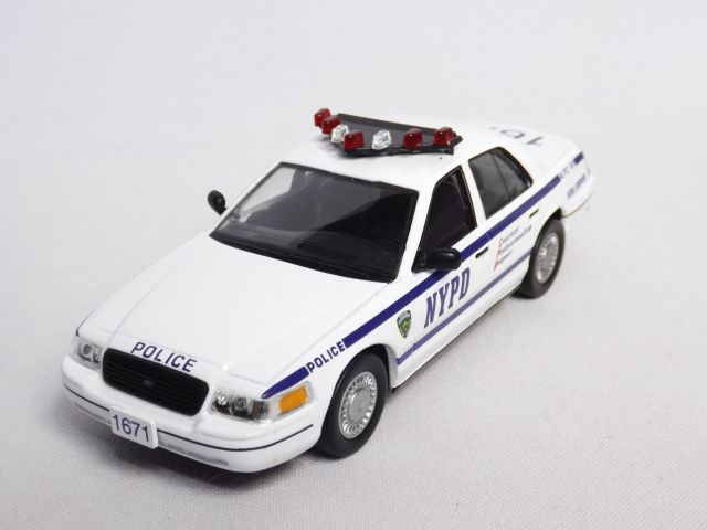 Ford Crown Victoria New York
