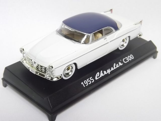 Chrysler 300C 1955 (blue)