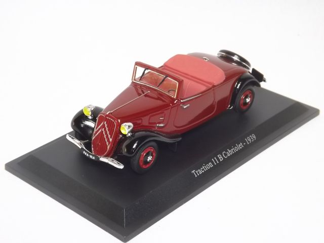 Citroen Traction 11B Cabriolet 1939