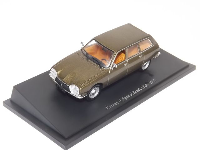 Citroen GS Spécial Break 1975