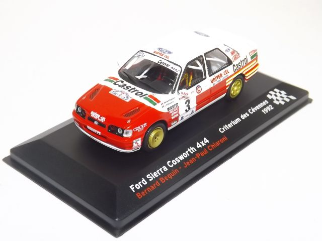 Ford Sierra Cosworth 4X4 Beguin/Chieroni