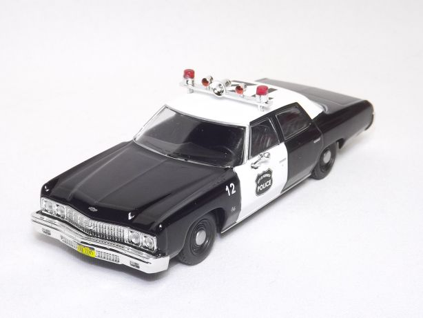 Chevrolet Bel Air Police Norwich