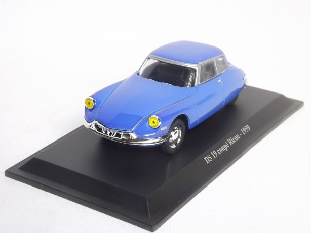 Citroen DS19 Coupé Ricou 1959