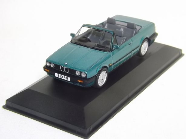 BMW 318i E30 Convertible RHD