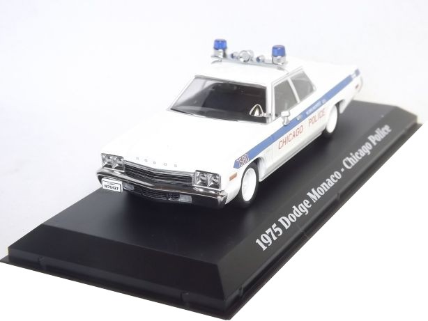 Dodge Monaco 1975 Chicago Police Blues Brothers