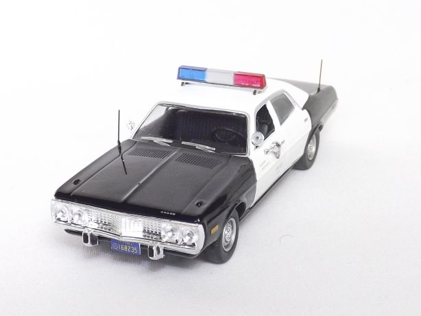 Dodge Coronet Los Angeles Police