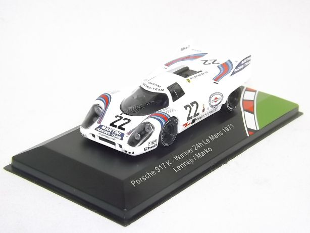 Porsche 917K Martini Racing No. 22 Winner