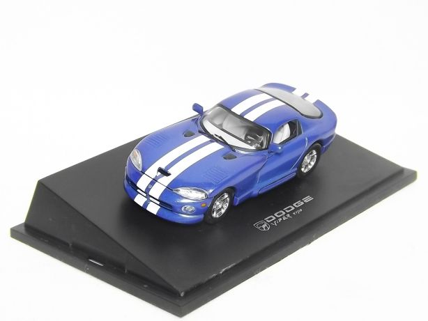 Dodge Viper RT/10  (coupé-blue)