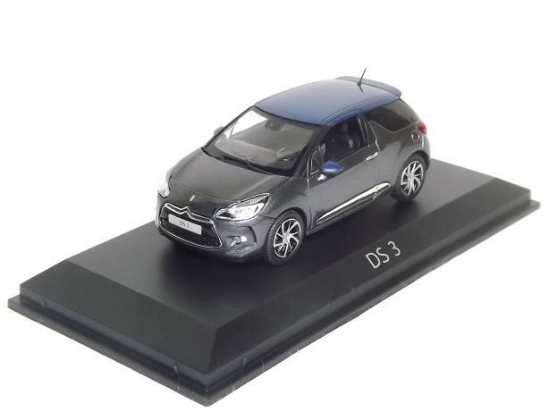 Citroen DS3 (closed)