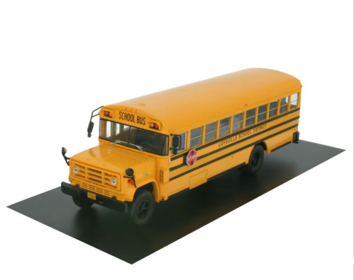 GMC 6000 Autobus Loysville School district USA
