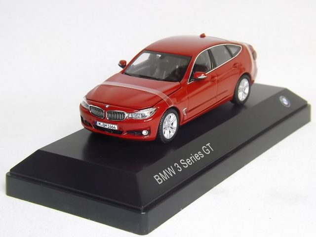 BMW 3 Series GT (red)