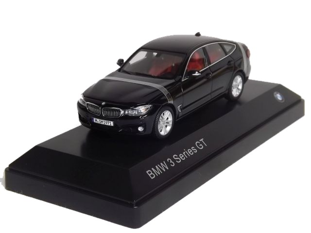 BMW 3 Series GT (black)