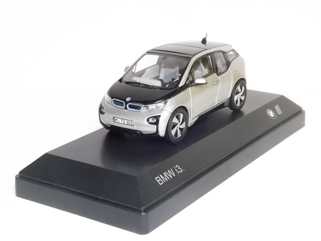 BMW i3 (brown)
