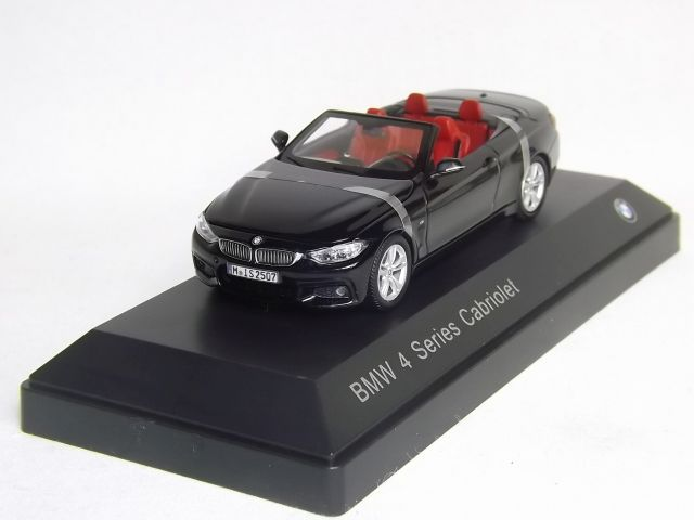 BMW 4 Series Cabriolet (black)