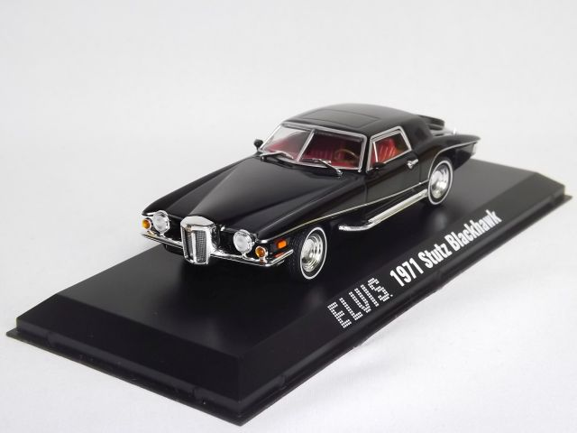 Elvis 1971 Stutz Blackhawk