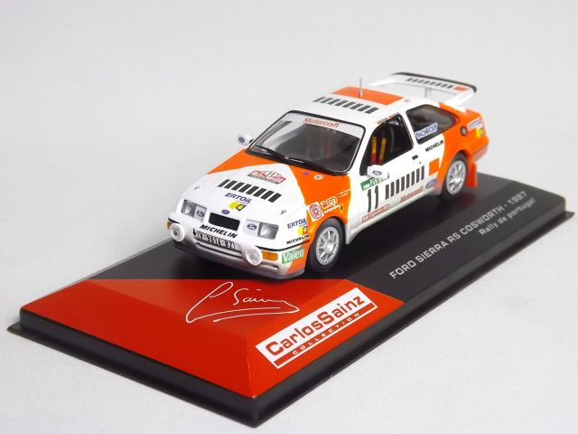 Ford Sierra RS Cosworth 1987 Portugal