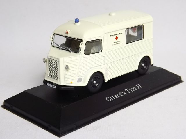 Citroen Type H Ambulance