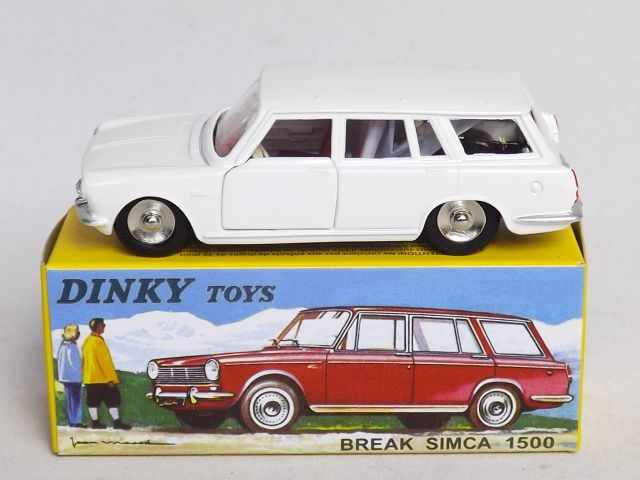 Simca Break 1500 Dinky Atlas