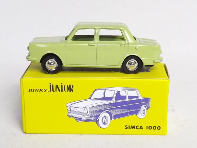 Simca 1000 Dinky Junior Atlas