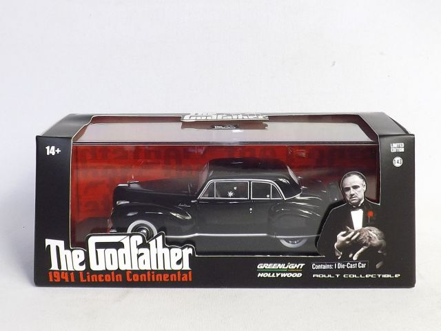 1941 Lincoln Continental The Godfather