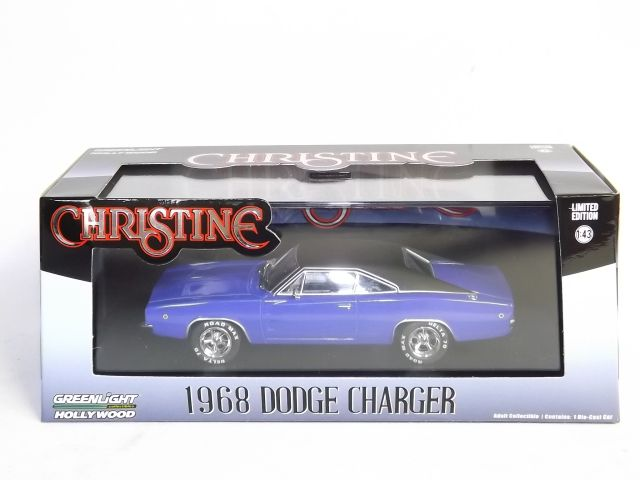 1968 Dodge Charger Christine Theme