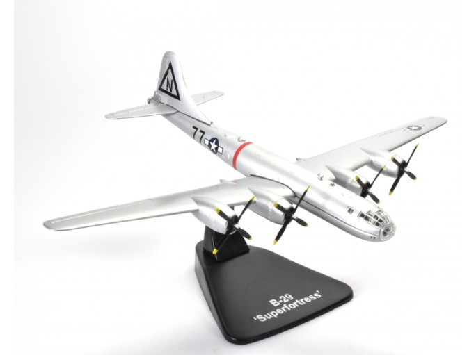 B-29 Superfortress Kovový model