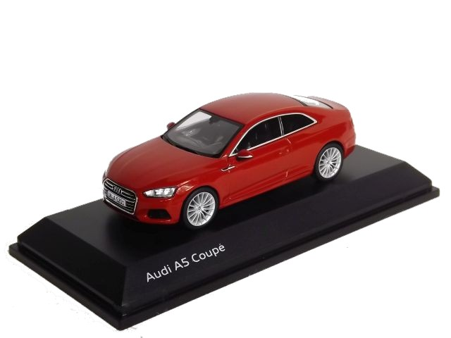 Audi A5 Coupé /red/