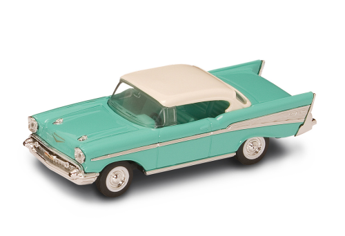 Chevrolet Bel Air (blue)