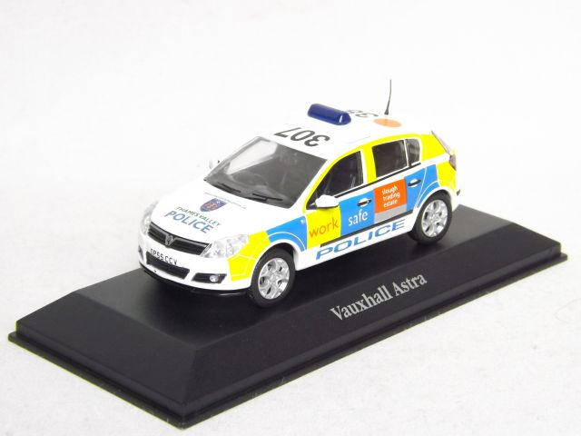Vauxhall Astra Police