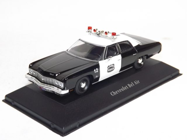 Chevrolet Bel Air Norwich Police