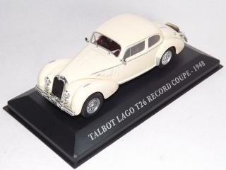 Talbot Lago T26 Record Coupe 1948