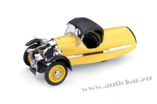 Morgan MX-4 Sport 1936 yellow