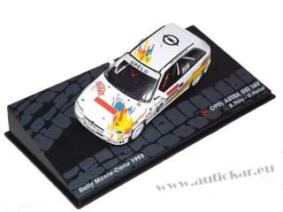 Opel Astra GSI 16V RMC 1993 Thiry-Favier