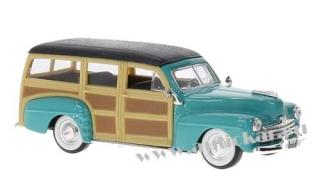 Ford Woody (Green)
