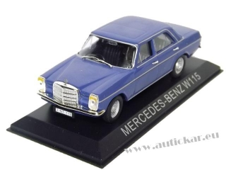 Mercedes-Benz W115 (blue)